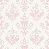 Damask Seamless Vector Pattern Royalty Free Stock Photo
