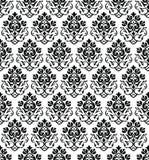 Damask seamless wallpaper Royalty Free Stock Images