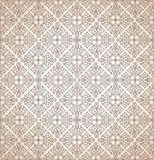 Damask seamless wallpaper Stock Photography