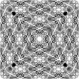 Damask Style Seamless Pattern Vector Stock Images