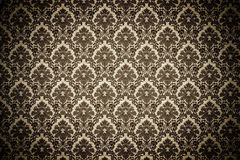 Damask texture background Stock Images