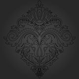 Damask Vector Oriental Pattern Royalty Free Stock Photography