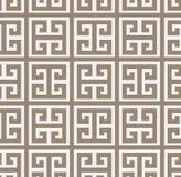Damask vector pattern greek simple seamless elegant stock illustration