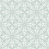 Damask Vector Pattern. Orient Background Stock Photography