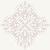 Damask Vector Pattern. Orient Background Royalty Free Stock Photo