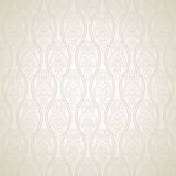 Damask vector pattern Royalty Free Stock Image