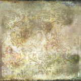 Damask vintage background Royalty Free Stock Photography