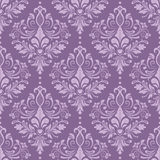 Damask vintage Seamless background Pattern. Damask seamless floral background pattern. Vector illustration royalty free illustration