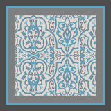 Damask vintage seamless pattern background Royalty Free Stock Photography