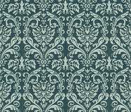 Damask wallpaper. Stock Photography