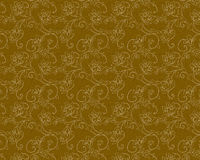Damask wallpaper Royalty Free Stock Images