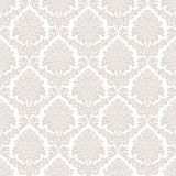 Damask Wallpaper Stock Photography