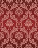 Damask wallpaper. Executed in a vector Stock Photo