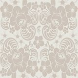 Damask wallpaper Royalty Free Stock Photography