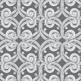 Damask Wallpaper Pattern Royalty Free Stock Photos