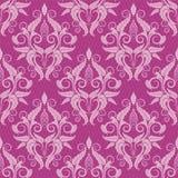 Damask wallpaper Royalty Free Stock Image
