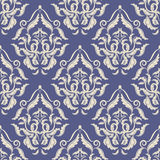 Damask wallpaper Stock Photos