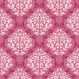 Damask wallpaper Royalty Free Stock Photos