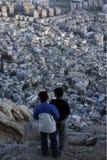 中东叙利亚DAMASKUS市中心 免版税库存照片