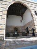 Damaskus-altes Haus Stockfotografie