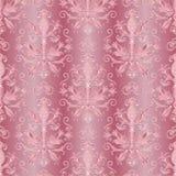 Damast naadloos patroon voor ontwerp Royalty-vrije Stock Foto's