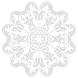 Damast-Orient-Muster Stockfotografie