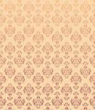 damastast seamless wallpaper Arkivfoton