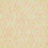 damastast tappningwallpaper Arkivfoton