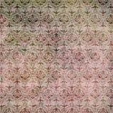 damastast tappningwallpaper Fotografering för Bildbyråer