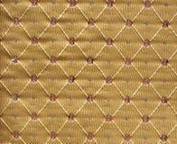 Damastast textil Royaltyfria Bilder