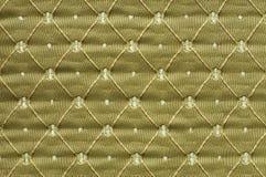 Damastast textil Royaltyfri Foto