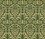 Damastast wallpaper. Royaltyfri Bild