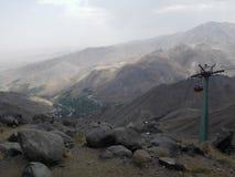 Damavand伊朗 免版税库存图片