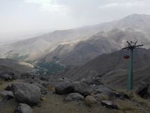 Damavand Irán imágenes de archivo libres de regalías