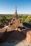 Damayazaka Pagoda. One of the stupas of the Damayzaka Pagoda in Bagan, Myanmar Royalty Free Stock Photography