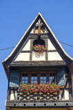 Dambach (Alsace) - House Stock Photo