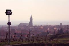 Dambach-la-ville Foto de Stock