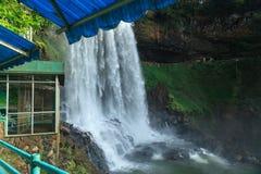 Dambri瀑布-在Lam Dong越南 库存照片