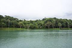 Dambri lake Royalty Free Stock Images