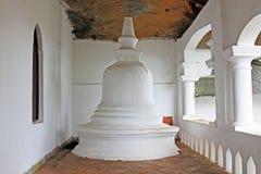 Dambulla洞寺庙-斯里兰卡联合国科教文组织世界遗产名录 免版税库存图片