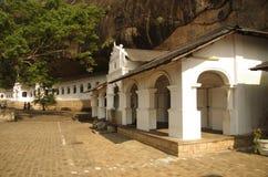 Dambulla Cave Temple, Sri Lanka Royalty Free Stock Photo