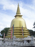 Dambulla golden temple Sri Lanka royalty free stock photos