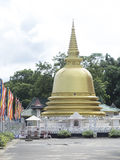 Dambulla golden temple Sri Lanka royalty free stock photography