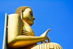Dambulla Golden Temple Royalty Free Stock Photo