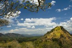 Dambulla/Sigiriya landscape, Sri lanka Stock Photography