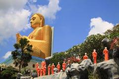 Dambulla, Sri Lanka Stockfoto
