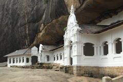 Dambulla in Sri Lanka stock afbeeldingen