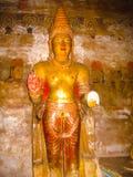 Dambulla, Sri Lanka - 30 aprile 2009: Tempio della caverna del ` dei buddisti Immagine Stock Libera da Diritti