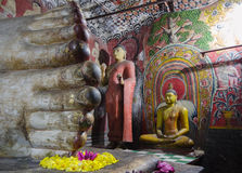 Dambulla, Sri Lanka, Asia. Dambulla, UNESCO World Heritage Site, Central Province, Sri Lanka, Asia Stock Photos