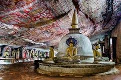 Dambulla, Sri Lanka, Asien lizenzfreie stockfotografie